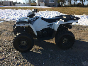 2015 POLARIS 570 SPORTSMAN WITH EPS (PLOW AVAILABLE)