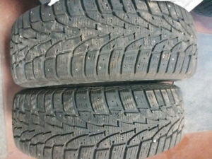 195/65r15 Winter tires. 50 for TWO