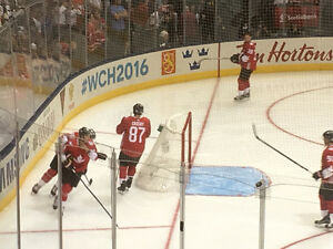 World Cup of hockey tickets below cost