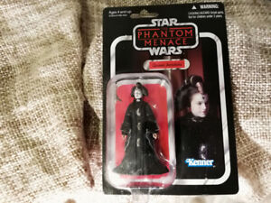 STAR WARS THE VINTAGE COLLECTION figurine VC84 QUEEN AMIDALA