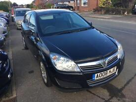 Vauxhall/Opel Astra 1.6 16v ( 115ps )Club 08/08