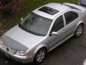 2004 Volkswagen Jetta TDI Sedan Manual