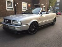 1994 AUDI 80 CABRIOLET 2.6 V6 MANUAL RETRO CLASSIC