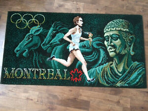 Tapis mural Olympiques, bombe, camions vintage, bouteilles