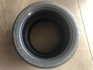 TWO 245/45/R20 summer tires