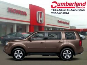 2013 Honda Pilot EX-L  - Sunroof -  Leather Seats