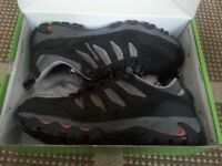 Men's Outdoor Shoes - Karrimor Size 9 Black Colour