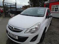 2011 Vauxhall Corsa 1.2i 16V Limited Edition 3dr, 12 months mot,Warranty,Px w...