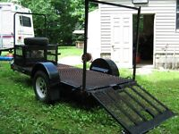 Heavy Duty Utility / ATV Traler Priced to Sell