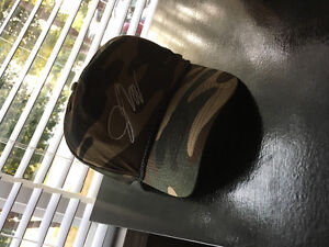 Jake Paul Limited Edition Camo SnapBack Hat