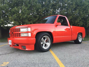 1990 Chevrolet 1500 short box 1/2ton- Muscle Truck