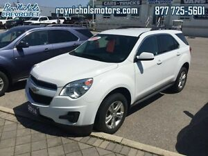 2014 Chevrolet Equinox LT  - Certified - Bluetooth -  Heated Sea