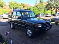 1998 Land Rover Discovery Auto 300TDI