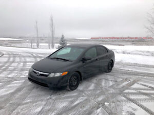 2008 Honda Civic Fully loaded, needs nothing, low km