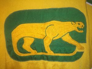 WHA Chicago Cougars RAWLINGS JERSEY Strathcona County Edmonton Area image 4