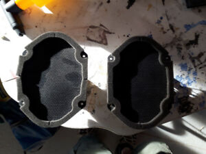 Ford f-150 stock 5×7/6×8 speakers