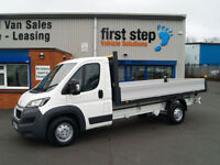 Peugeot Boxer 435 2.0HDi Blue 160HP Stop Start 4M Dropside