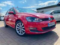 Volkswagen Golf 1.4 TSI ( 140ps ) ( s/s ) 2013MY GT sat NAV Bluetooth full histo