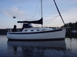 Seaward 25 Trailerable Sailboat Campbell River Comox Valley Area image 1