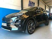 2019 Kia Sportage 1.6T GDi ISG GT-Line 5dr DCT Auto [AWD] ESTATE Petrol Automati