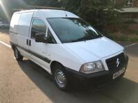 Citroen Dispatch 1.9D 815. TWIN SLIDING DOORS. NO VAT. MOT, 01/2019.
