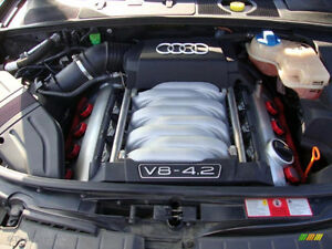 Audi Engines S3 S4 S5 S6 S7 S8 SQ5 come with Warranty