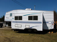 Limited Edition Fifth wheel Prowler
