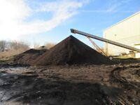 PURE BLACK TOP SOIL DELIVERED worm casting soil