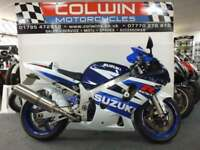 2003 53 SUZUKI GSX-R 599CC GSX-R 600 /*
