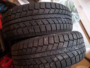 195/55R15 Weathermate Winter Tires
