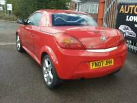 Vauxhall Tigra 1.4i 16v Convertable Exclusive, 1.4i, Full Leather Interior