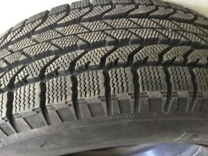 Honda Pilot Snow Tires
