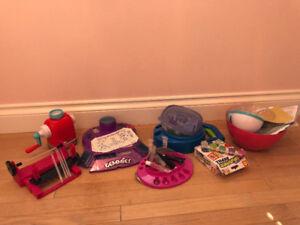 Girls Crafts & Toys