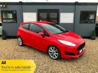 2013 Ford Fiesta ZETEC S HATCHBACK Petrol Manual