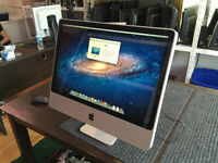 IMAC 24'' CORE 2 DUO 7.1 320GB HDD  EN EXCELLENT ETAT