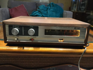 Vintage Knight Transistor Stereo AM/FM Tuner KG765A