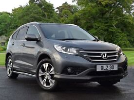 Honda CR-V 2.2 i-DTEC EX Station Wagon 4x4 5dr (grey) 2013