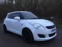 Suzuki swift sz4 1 former owner full service history £30 tax year