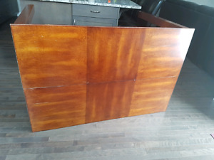 FREE -bar height kitchen table