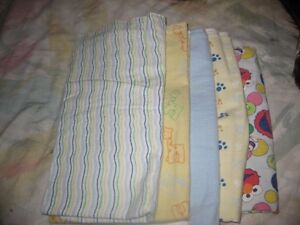 bath towels and blankets