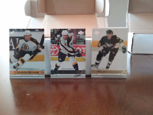 Carte hockey Young guns 2006-07 Série 1 set complet (250 cartes)