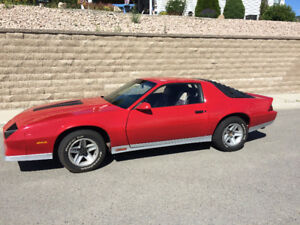 1984 Z28 Camaro!  Great Condition