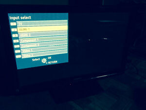 42 inch Panasonic plasma tv forsale with remote