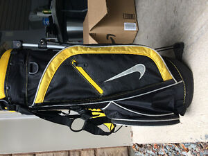 Childerens left handed Nike Golf Club Set