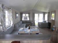 Stunning brand new holiday home caravan at Nodes Point beach access