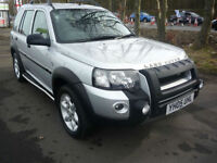 Land Rover Freelander 1.8 2005MY XEi