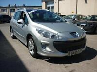 2010 Peugeot 308 SW 1.6HDi ( 112bhp ) FAP Sport Finance Available