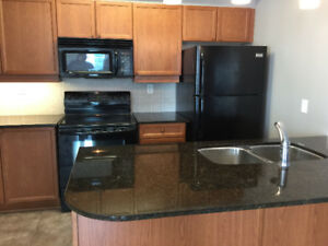 Comp. kitchen, cupboards, countertop, sink, 4 appliance incl.
