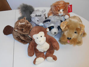 """Mid-Size (9""""-10"""") Collectibles from inside Mom's Trunk"""