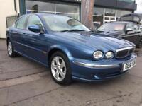 2001 51 Jaguar X-TYPE 2.5 V6 SE 1 OWNER 15 SERVICE STAMPS!!